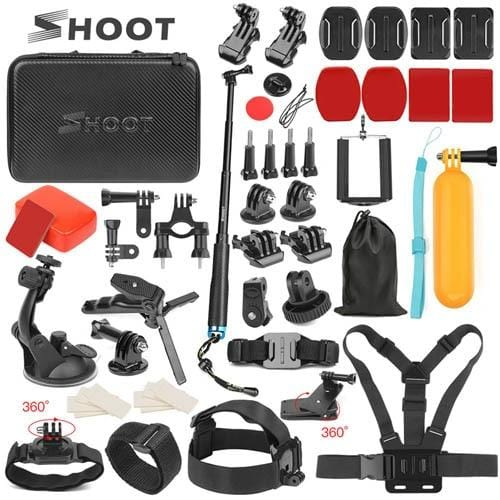 SHOOT Action Camera Accessories XTK163