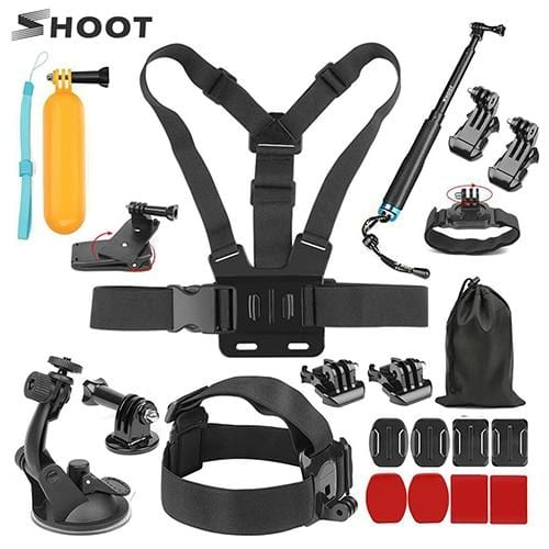 SHOOT Action Camera Accessories XTK 41