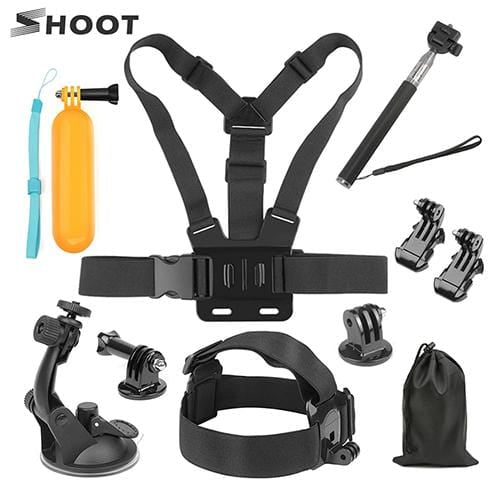 SHOOT Action Camera Accessories XTK 25