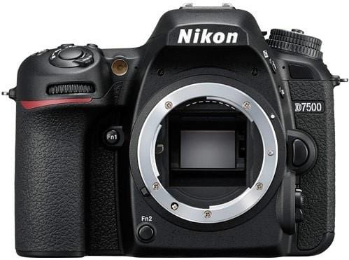 Nikon D7500 DSLR 20.9MP Camera - Treasure Kleny