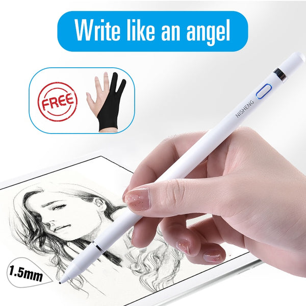 Active Stylus Touch Pen,Laptop Accessories,Uunoshopping