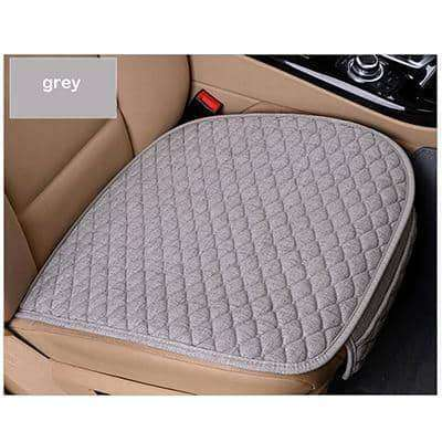 1 pc Linen car seat cover universal cushion seasons comfortable,Car Accessoires,Uunoshopping