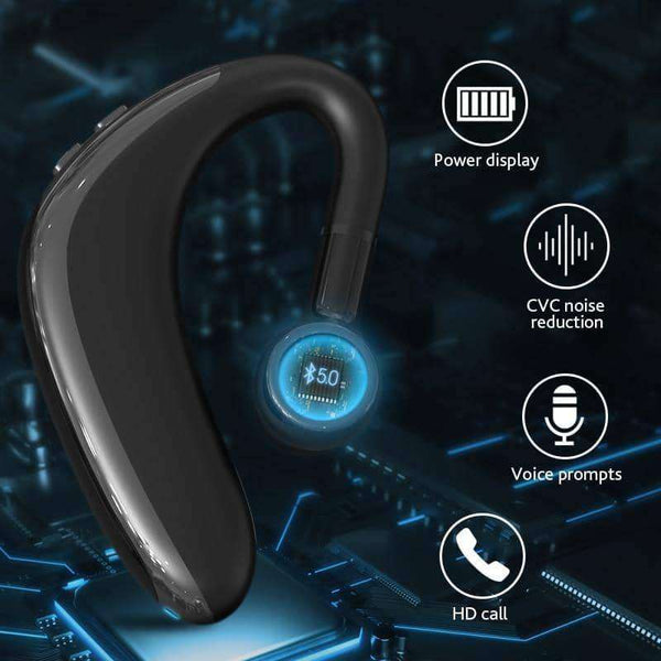 1 pcs Bluetooth Drive Earphones,Earphone,Uunoshopping