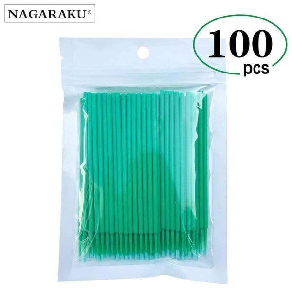 100pcs/lot Mascara Brush For Eyelash,Beauty1,Uunoshopping