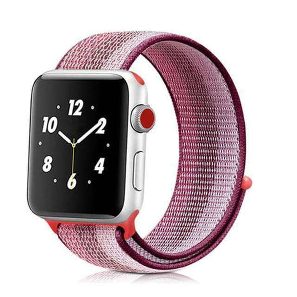 1A Nylon strap For Apple Watch 5 4 3 2,watch accessories,Uunoshopping