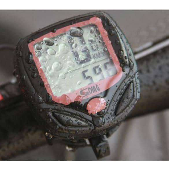 1pc Bicycle Odometer Speedometer,Bicycle,Uunoshopping