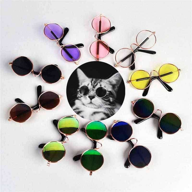 1PC Cat Small Dog Sunglasses,pet products,Uunoshopping