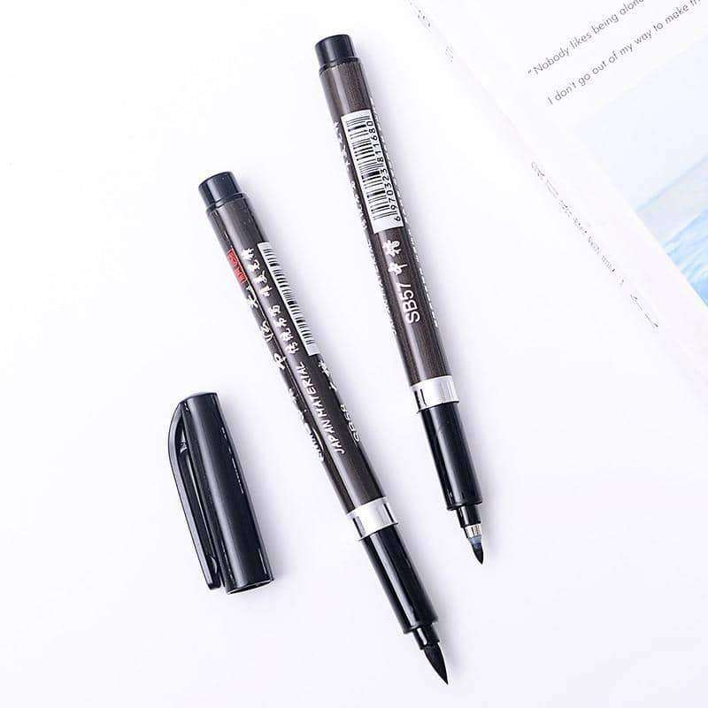 3 pcs/lot Multifunction Brush Pen,Office,Uunoshopping