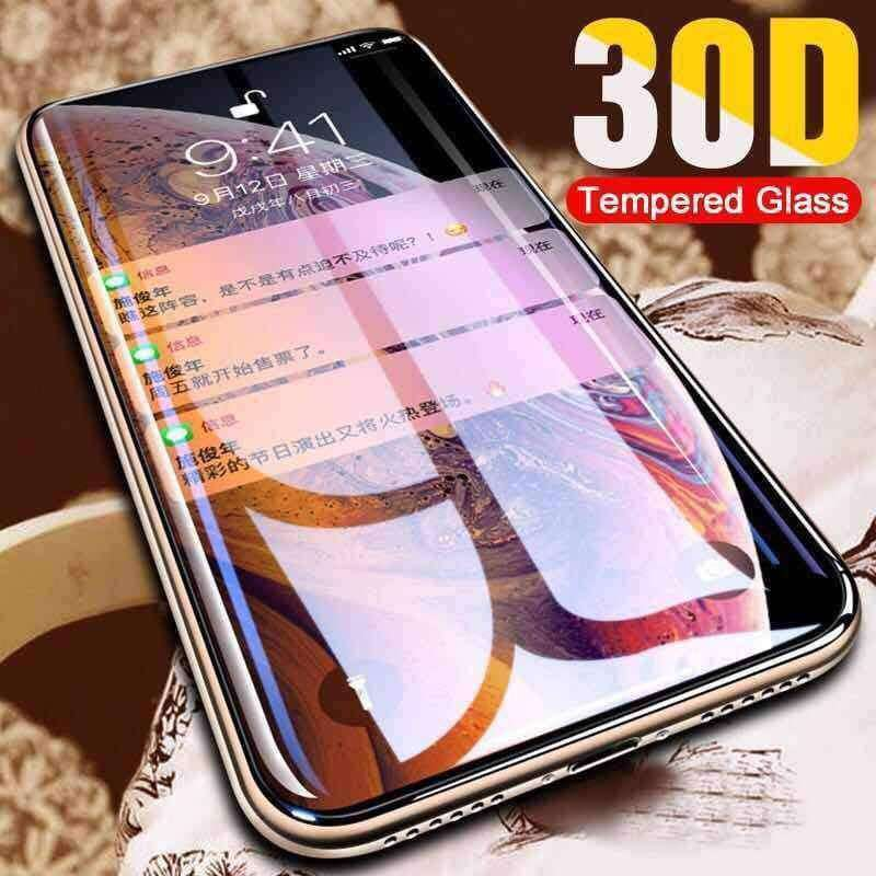30D Protective Glass For iPhone,screen protector,Uunoshopping