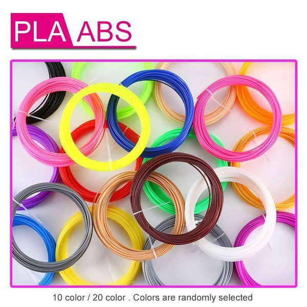 3D Printer Filaments 10 color or 20 colors,Arts,Uunoshopping