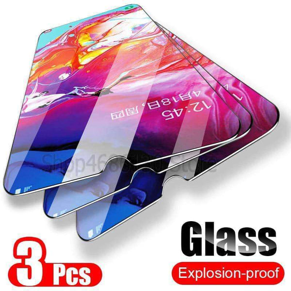 3PCS Tempered Glass Samsung Galaxy Screen Protector,screen protector,Uunoshopping