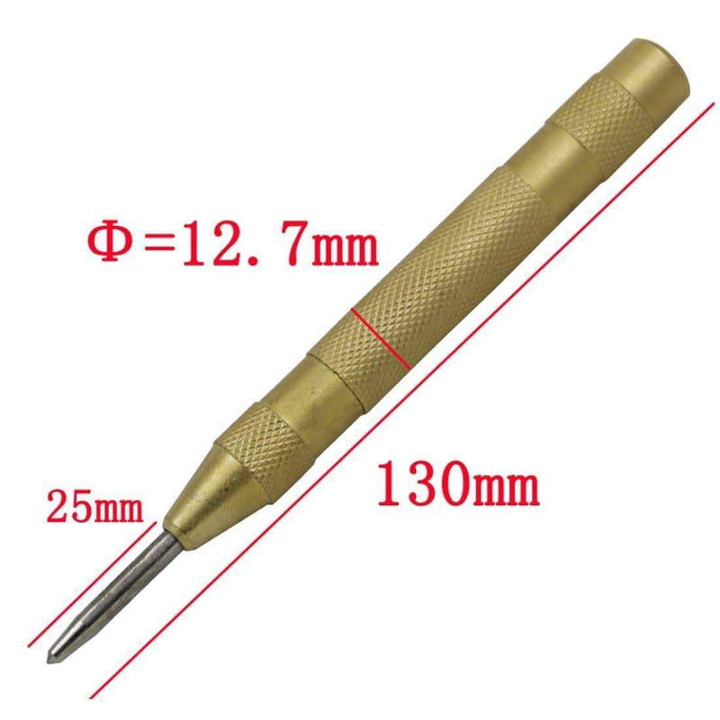 5 Inch Automatic Center Pin Punch,tools electronics,Uunoshopping