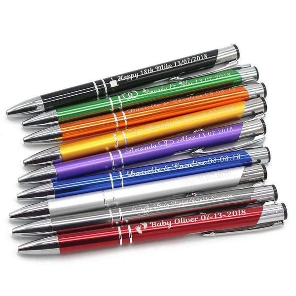 50pcs Ballpoint Pens Free tex to Pens,Other promotional products,Uunoshopping