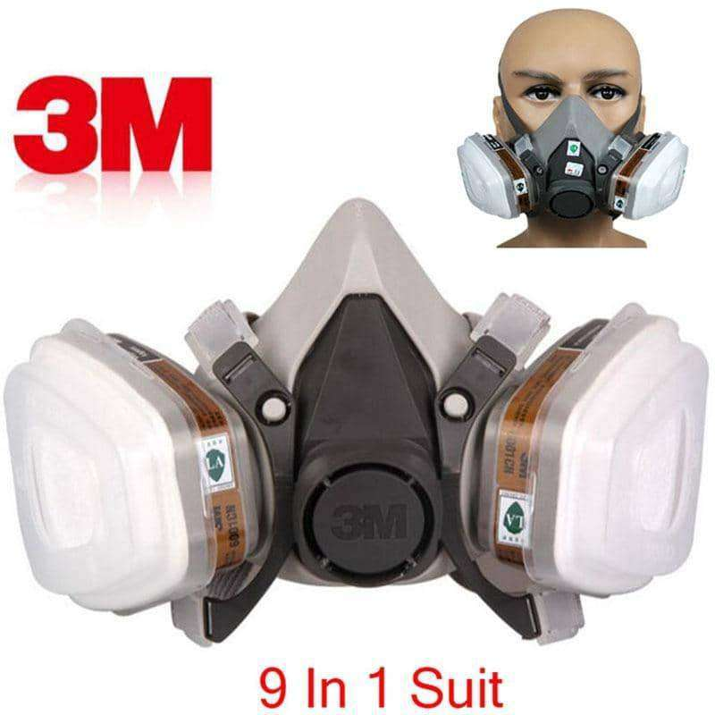 Mask Respirator Painting Spraying Dust Mask,Health Care,Uunoshopping