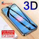 9H Anti-Burst Protective Glass For iPhone,screen protector,Uunoshopping