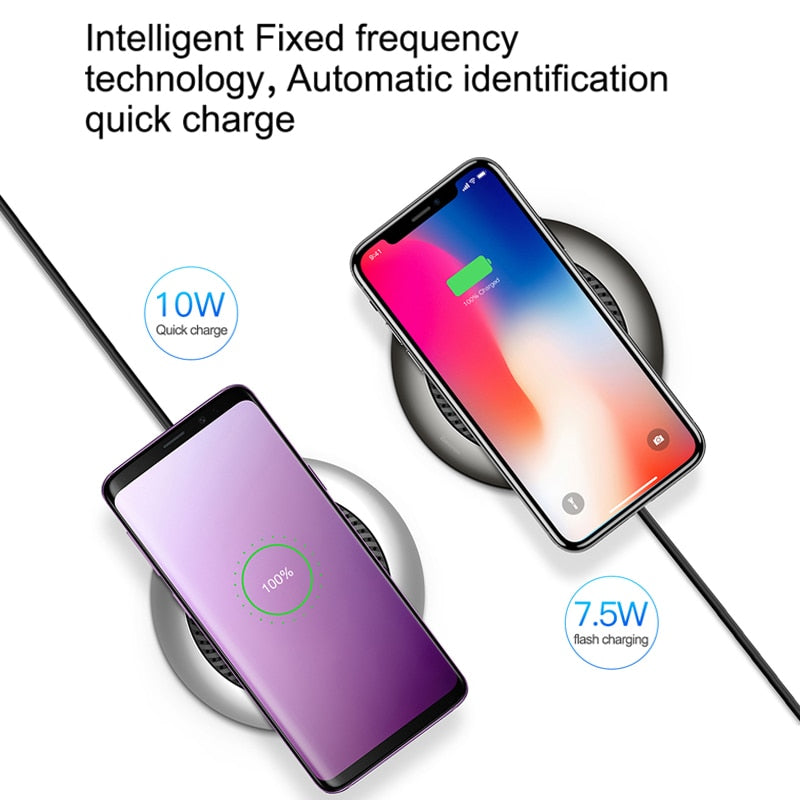 Fast Wireless Charging,Phone Chargers & USB Cable,Uunoshopping