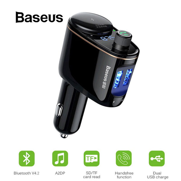 Bluetooth Car Charger,Phone Chargers & USB Cable,Uunoshopping
