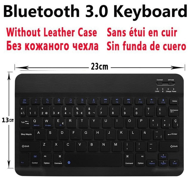Keyboard Case For Apple iPad