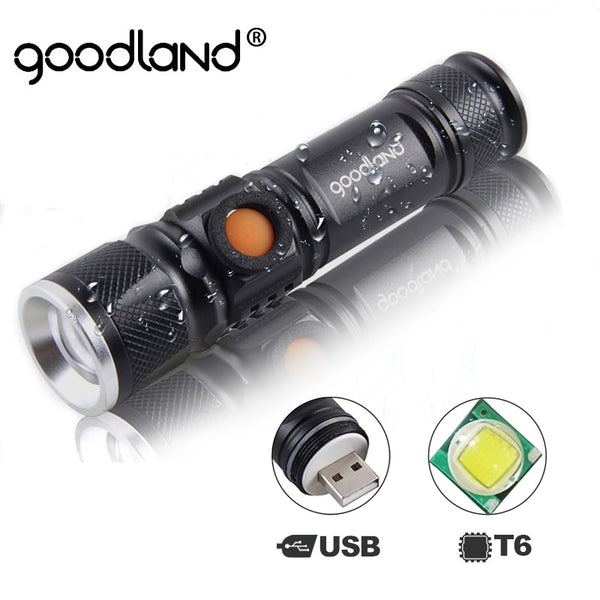 USB LED Flashlight Rechargeable,Light & Lighting,Uunoshopping