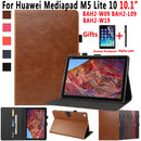 Leather Case for Huawei Mediapad