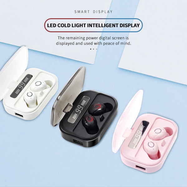 Bluetooth Earphones With Mic,earphone,Uunoshopping
