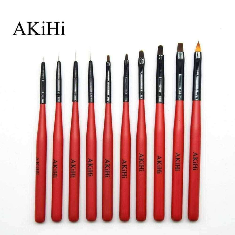 Nail Art Painting Draw Brush,nails tools,Uunoshopping