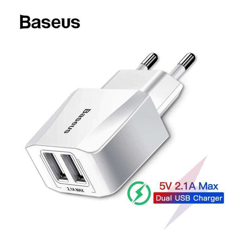 EU Plug Charger Adapter,Phone Accessories,Uunoshopping