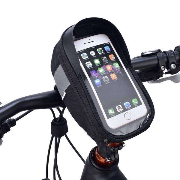 Bicycle Phone Bag Case Holder,Bicycle,Uunoshopping