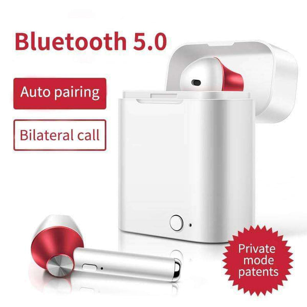Bluetooth Earphone With Mic,Earphone,Uunoshopping