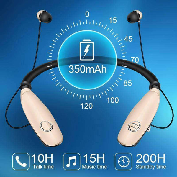 Bluetooth Headphones With Microphone,Earphone,Uunoshopping