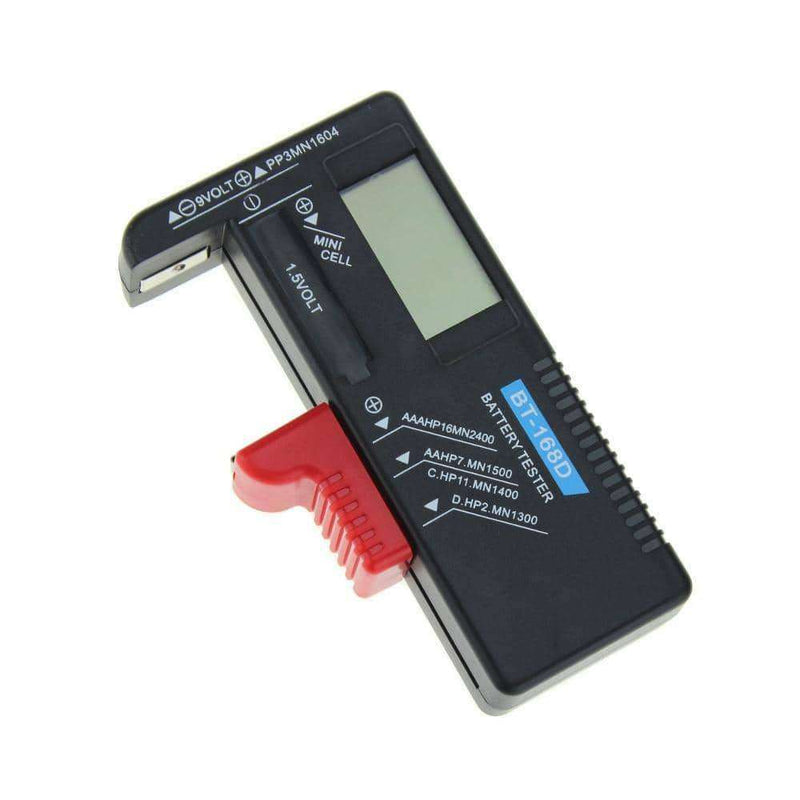 BT-168D Digital Battery Capacitance Diagnostic Tool Battery Tester,tools electronics,Uunoshopping