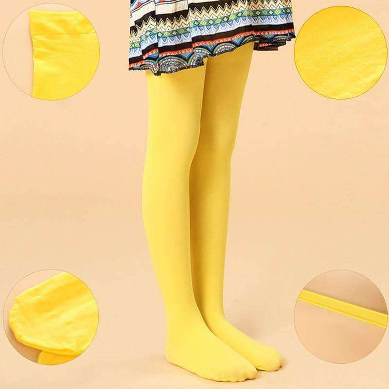 Candy color children tights,Kids,Uunoshopping