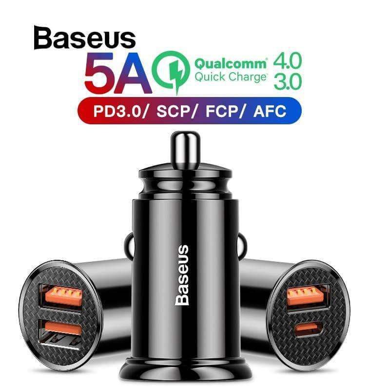Car Charger Fast Charger,Car Accessoires,Uunoshopping