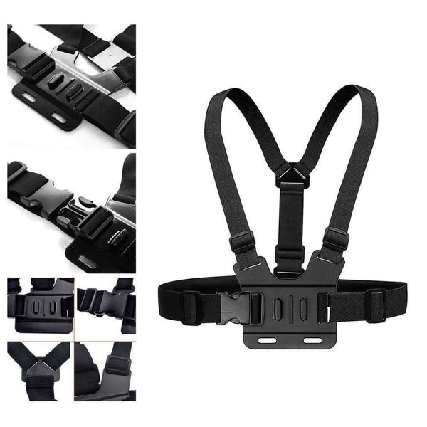 Chest Strap mount belt for camera,Outdoor,Uunoshopping