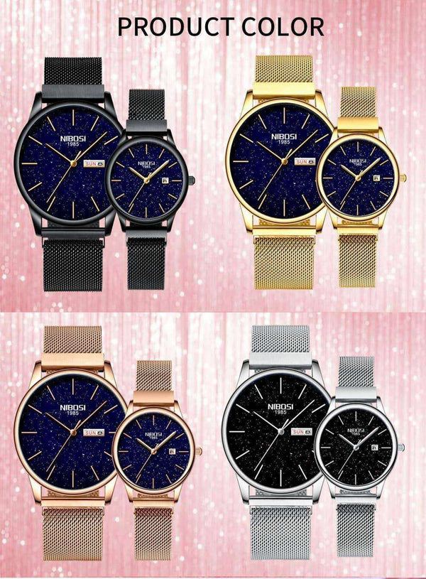 Couple Men Women Watches,Men's watches,Uunoshopping
