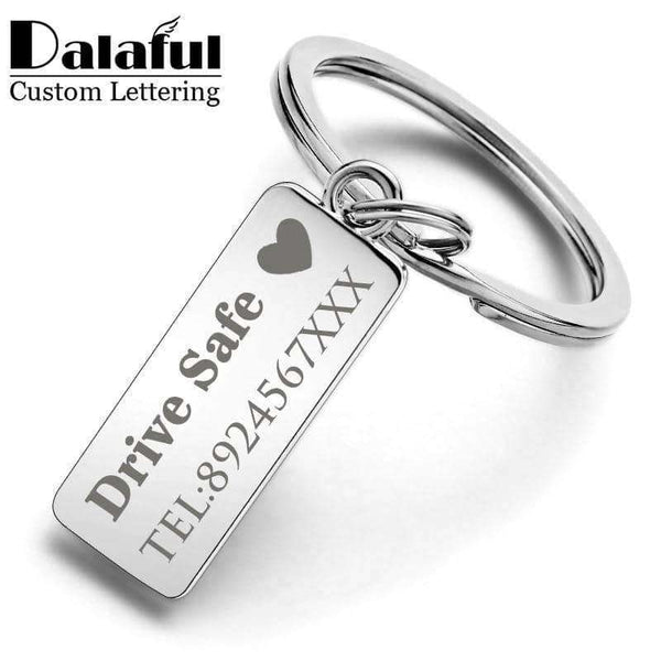 Custom Engraved Keychain,Other promotional products,Uunoshopping