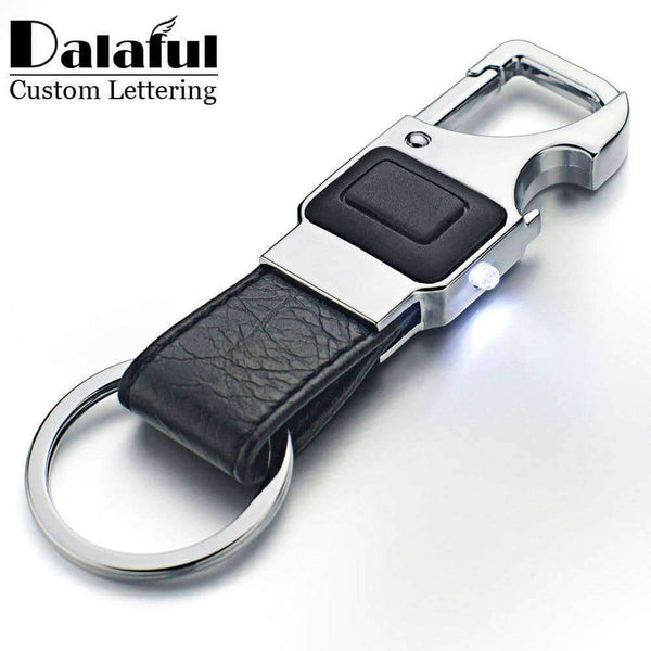 Custom Lettering Keychain LED Lights Lamp Beer Opener Bottle,Other promotional products,Uunoshopping