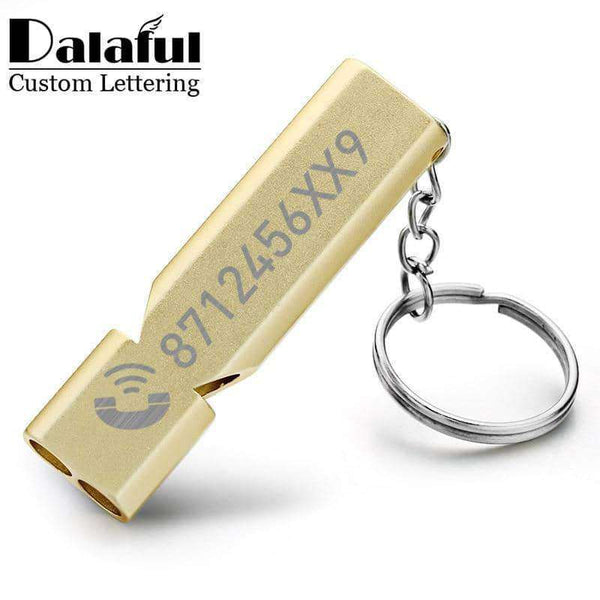 Customized Whistle Keychain,Other promotional products,Uunoshopping