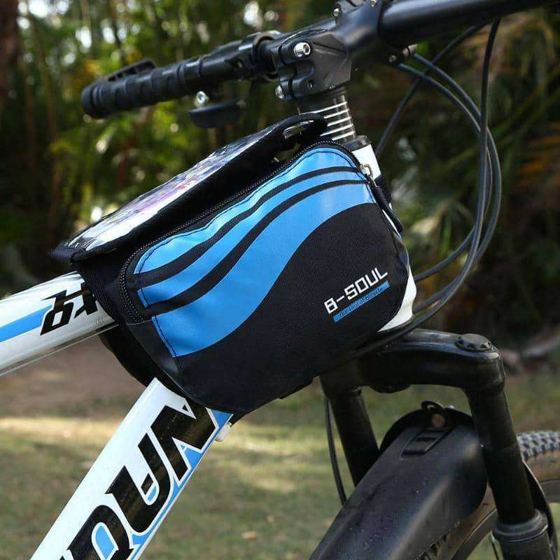 Cycling Bike Front Frame Bag,sports,Uunoshopping
