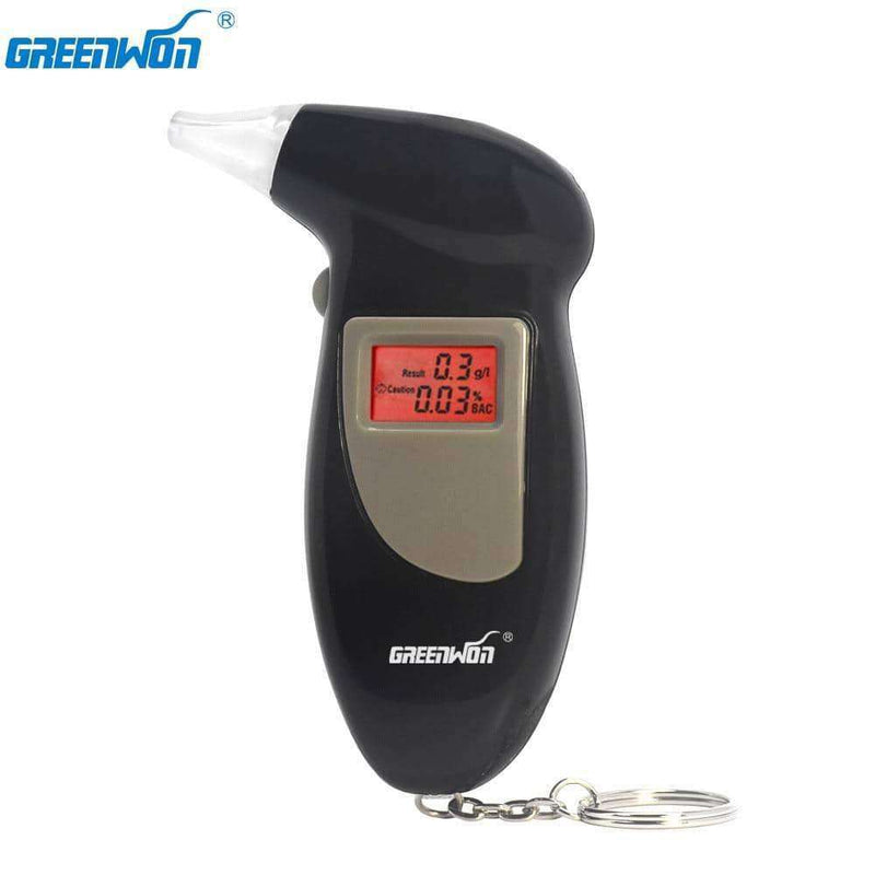 digital alcohol tester breath alcohol tester,Car Accessoires,Uunoshopping