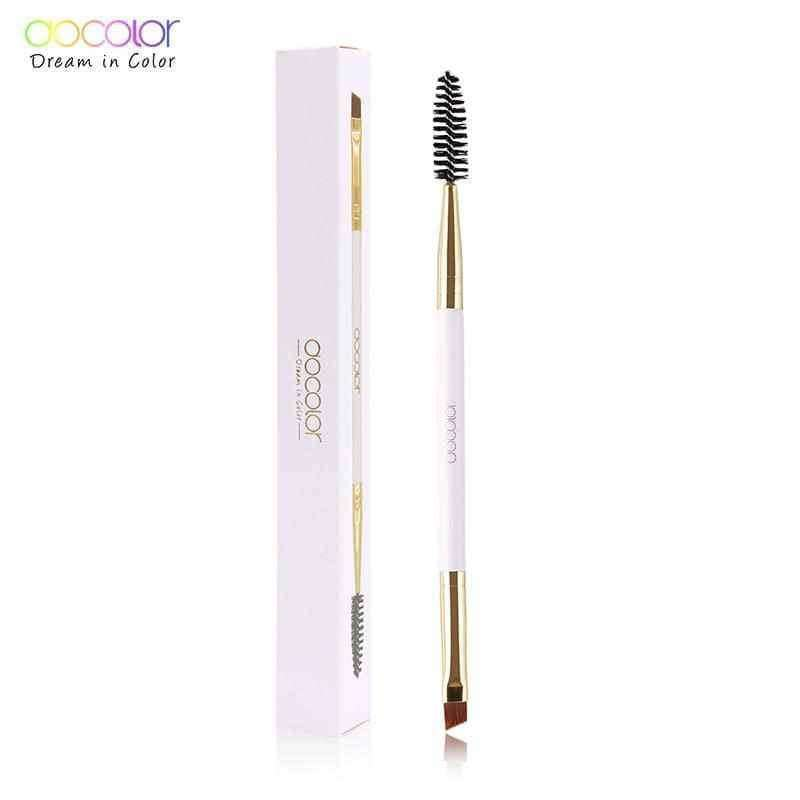 Docolor Eyebrow Duo Brush,Beauty1,Uunoshopping