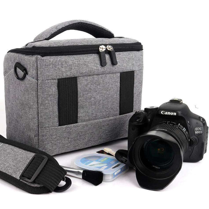 Camera Bag Fashion Polyester Shoulder Bag,Camera & Accessories,Uunoshopping
