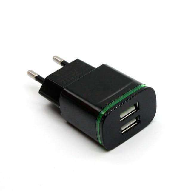 EU Plug USB Adapter Charger,Phone Accessories,Uunoshopping