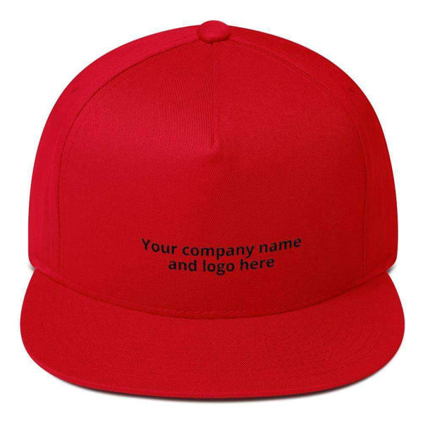 Flat Bill Cap,Promotional Hats,Uunoshopping