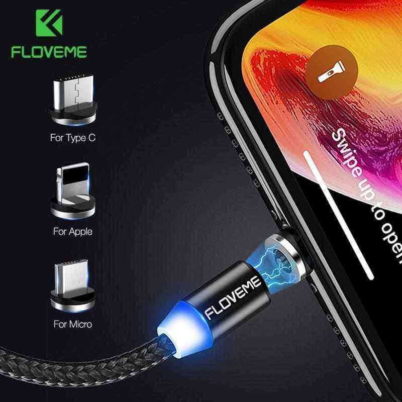 1M Magnetic Charge Cable , Micro USB Cable,Phone Accessories,Uunoshopping