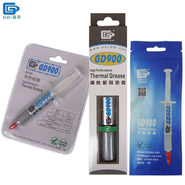 GD900 Thermal Conductive Grease Paste Silicone Plaster,tools electronics,Uunoshopping