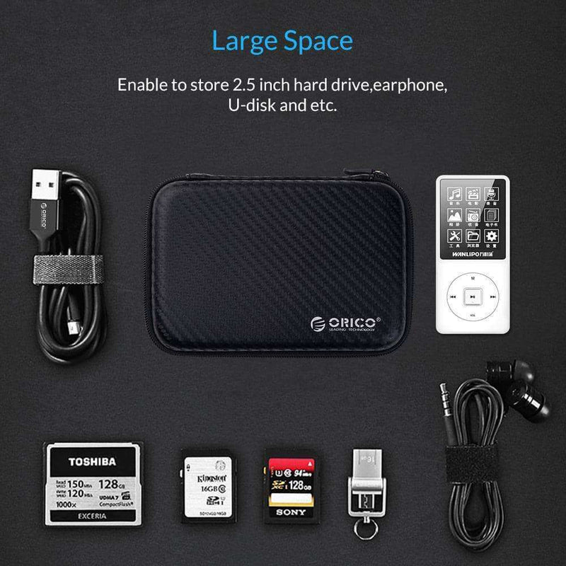 Hard Drive/Earphone/U Disk Hard Disk Drive Case,Belts & Bags,Uunoshopping