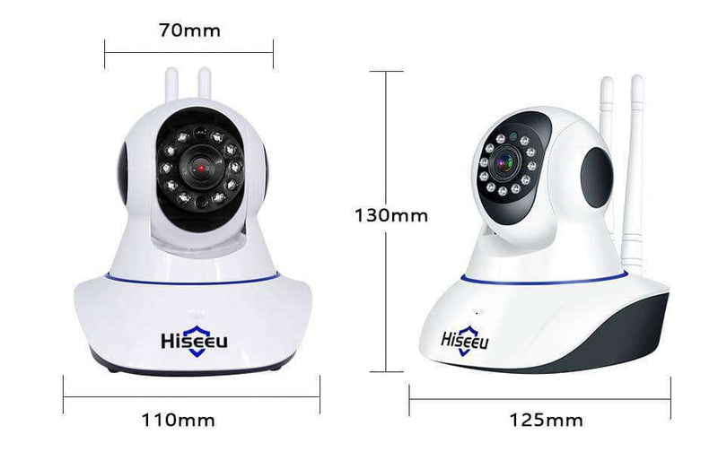Hiseeu 1080P 1536P IP Camera Wireless Home,Camera & Accessories,Uunoshopping