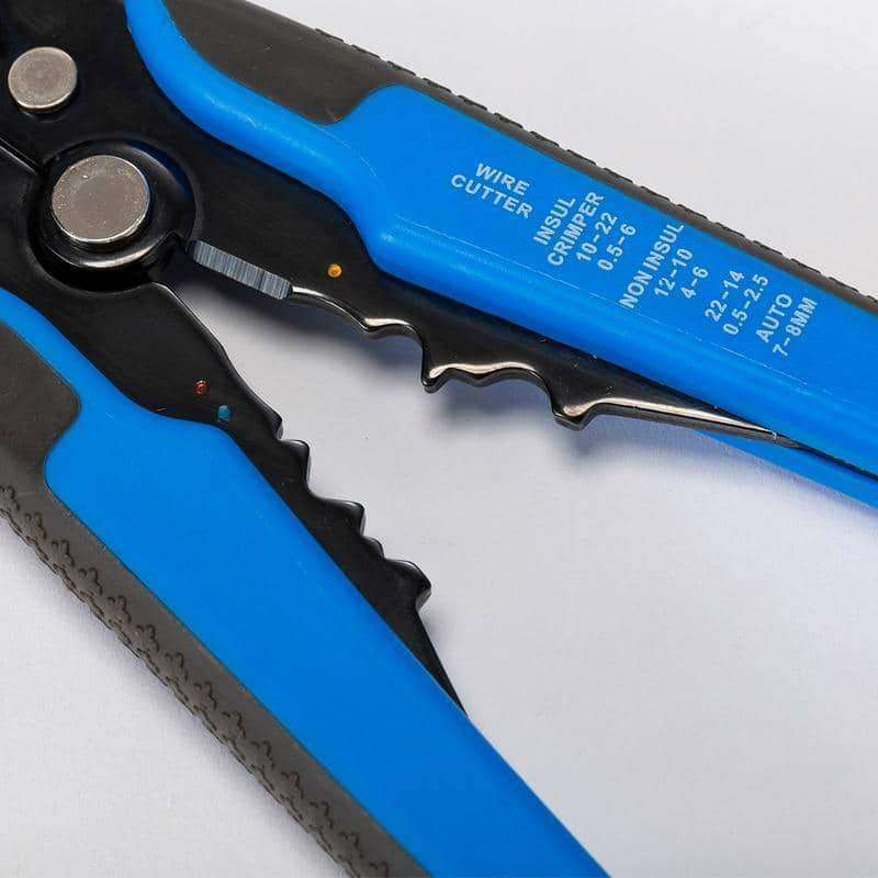 HS-D1 Crimper Cable Cutter Automatic Wire Stripper,tools electronics,Uunoshopping
