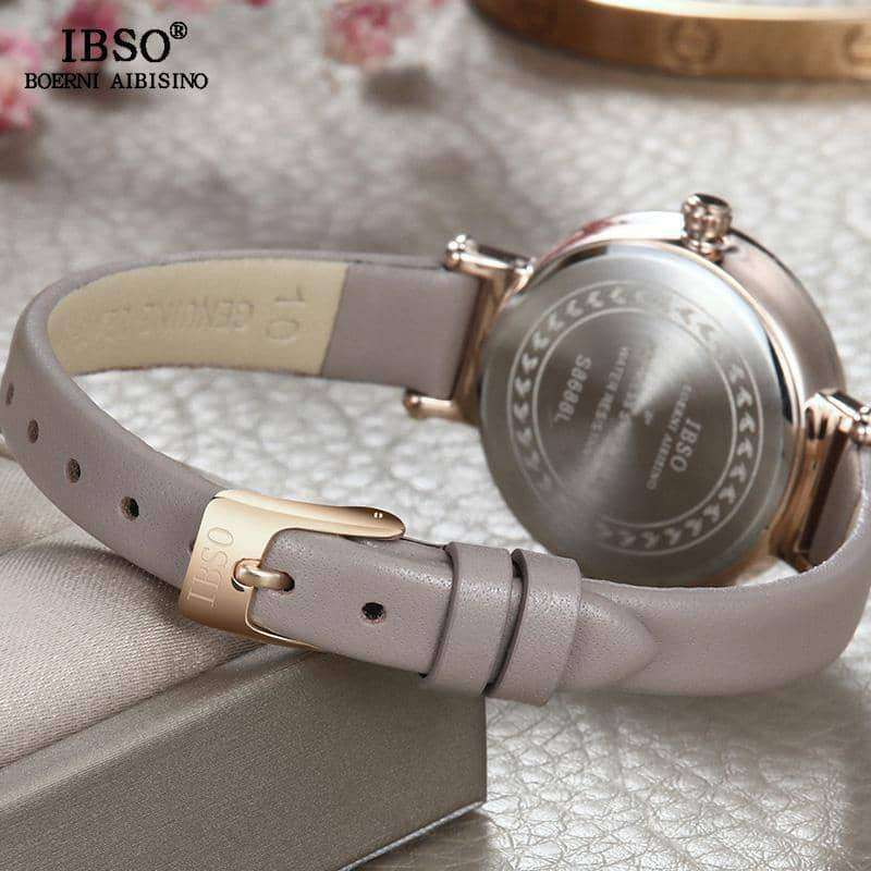 IBSO 8 MM Ultra-Thin Wrist Women Watches,Women'swatches,Uunoshopping